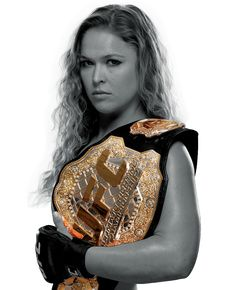 """Rowdy"" Ronda Rousey....She has a PPV fight vs. Holly Holm November 14, 2015....Saturday.     WIN was in the 2nd round!"