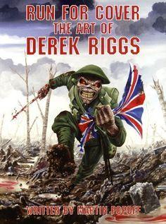 Run for Cover: The Art of Derek Riggs