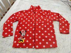Pijama Importado Disney Minie - R$ 49,99 em Mercado Livre