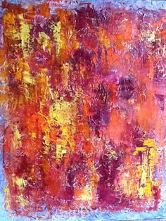 Abstract  oil work