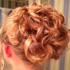 Wish I could do this with my hair