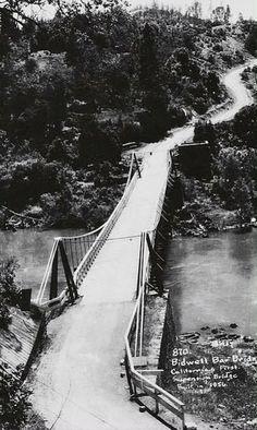 Bidwell Bar Bridge