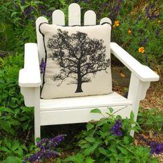Tree Cushion Cover