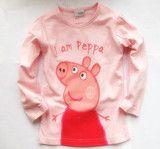 Peppa Pig 'I am Peppa' Long Sleeved Tshirt $17.00. Website: http://www.cooldudeskids.com   Facebook: https://www.facebook.com/CooldudesKids