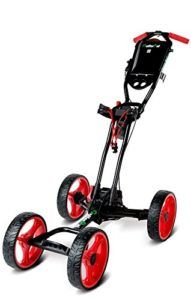 Introducing the world's first electric folding push cart; The EasyPal by GolferPal Golf!