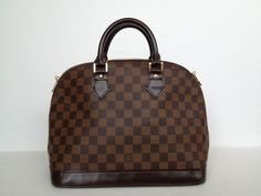 This item is sold, please refer to our website www.onesavvydesignconsignment.com Louis Vuitton Damier Ebene Canvas Handbag Retails for $1340 Our Price $949    One Savvy Design Consignment Boutique 74 Church Street, Montclair, NJ 973-744-0053  www.onesavvydesign.com