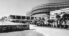 Affonso Eduardo Reidy's Pedregulho Housing Complex c. 1960