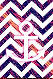 Chevron background with anchor #Bachgrounds
