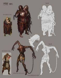 NPC Tasarımları
