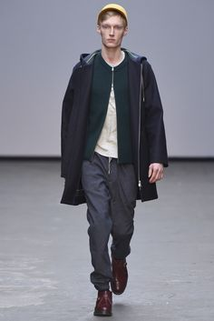 LOOK | 2015-16 FW LONDON MEN'S COLLECTION | YMC | COLLECTION | WWD JAPAN.COM