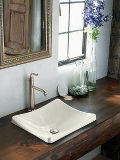 Faucet.com | K-2833-47 in Almond by Kohler