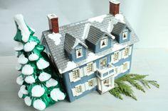 Department 56 Christmas Snow Village - $40