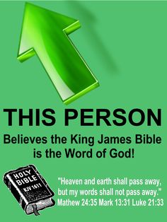 """Love my King James Bible in the English language… Sadly the """"revisers"""" have managed to destroy the integrity of the Spanish-language Reina-Valera with its '09, '60, etc. variations… but in the English language… NOTHING beats my good ol' King James (along with differing Bible study tools)… Textus Receptus… Google it!"""