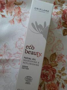 Prodám zcela nový nepoužitý pleťový olej Eco beauty od Oriflame.  +30kč poštovné a balné. #pletovyolej #plet #oriflame #ec...