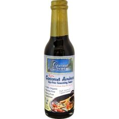 coconut aminos instead of soy sauce