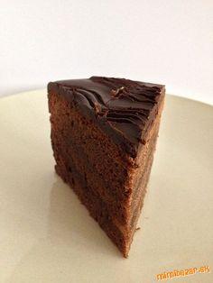 Čokoládová torta - Sacher