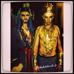 Halloween party twins kaulitz ! #tokiohotel