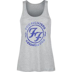 Logo Blue Circle by Foo Fighters