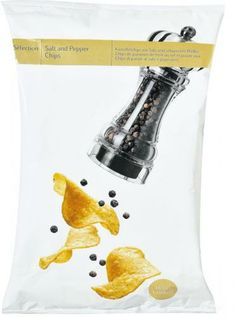 Migros Switzerland Sélection Salt & Pepper Chips