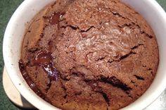 Down to Earth: Self-saucing chocolate pudding