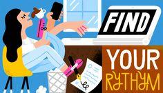 Ask a Freelancer: Find Your Rhythm - Cushion