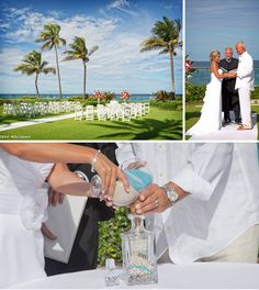 Outdoor Oceanfront Wedding Inspiration Waterfront Venues Bride Shoes Ceremony