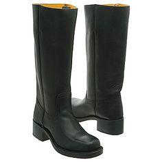 Frye Campus 14L Boots (Black Full Grain) - Women's Boots - 11.0 M