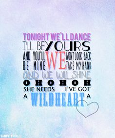The Vamps- Wild Heart
