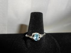 Gorgeous Vintage Sterling Silver Avon Ring by Rarejewelsvintage, $19.99