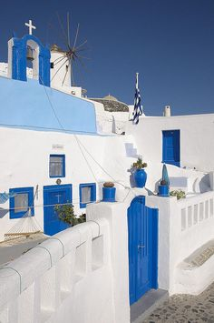 home in oia, santorini, greece