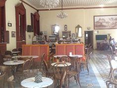Μεγάλο καφενείο Grand cafe (photo Dimitra Manos) Diy And Crafts, Greece, Table Settings, Furniture, Home Decor, Greece Country, Decoration Home, Room Decor, Place Settings