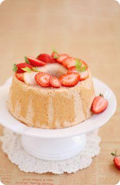 Strawberry Chiffon