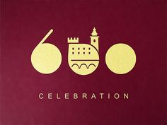 Logo of Anniversary Year of Celebrations marking 600th Year of the first recorded mention of the town and logo of the medieval fair firstly…
