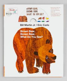 Look what I found on #zulily! Brown Bear Story Time Paperback & CD Set #zulilyfinds