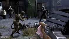 In the crowded first-person shooter market, it's important for a game to carve out a niche–do something better than or different from its competitors. Medal of Honor tries to do just that by representing a real conflict that is really happening in a real country between two real opposing forces.