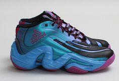 adidas Basketball 'Oil Spill' Pack: Crazy 8, Top Ten 2000 & Real Deal