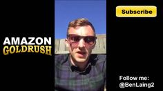Amazon Goldrush Tips by Ben Laing #1 - Percentoffcalculator.com Amazon Products, Wayfarer, Mens Sunglasses, Tips, Style, Swag, Man Sunglasses, Advice, Stylus