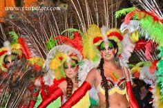 La Rua de la Disbauxa, Sitges Carnaval 2013kr