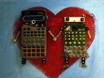 Robots in love!