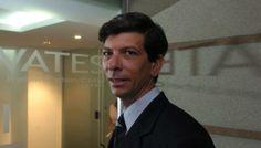 Empresario y docente. Barra dice que hay que romper barreras (Ramiro Pereyra/Archivo).