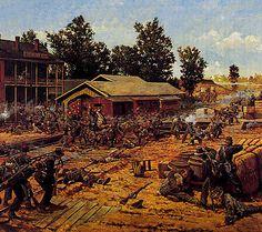 Battle of Corinth, Mississippi