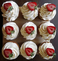 must try whipped buttercream; made with heavy cream, butter, cream cheese, and crème fraiche you get an extra tangy frosting and the addition of heavy cream lightens up the usually heavy frosting