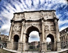 Cruise Port, Cruise Vacation, Oh The Places You'll Go, Places To Travel, All Inclusive Cruises, Arch Of Constantine, Cruise Planners, European Travel, Trip Planning