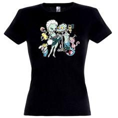 Zombie Cenzúrázott fekete női póló Halloween, Mens Tops, T Shirt, Fashion, Supreme T Shirt, Moda, Tee Shirt, Fasion, Halloween Stuff