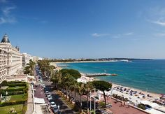 Cannes, France -- JW Marriott