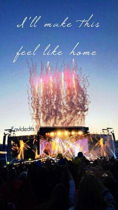 One Direction Home Lyrics FREE tumblr lockscreen RT if you're saving #PerfectMusicVideo #Home #OTRABelfast