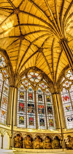 Gothic splendor, London by tim fiddimore Beautiful Architecture, Beautiful Buildings, Art And Architecture, Architecture Details, Leaded Glass, Stained Glass Windows, Mosaic Glass, Places Around The World, The Places Youll Go