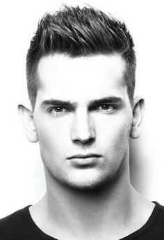 short haircuts for men with thick hair 2013