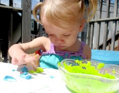 Potato Finger Paint