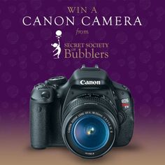 A New Holiday Tradition AND Win a Canon Camera